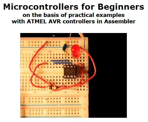 Microcontrollers for Beginners - A hard- and software